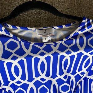 Jude Connally Dresses - Jude Connally Geometric Print Dress